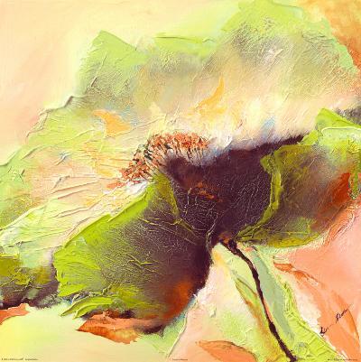 Mint Spring I-Elena Filatov-Art Print