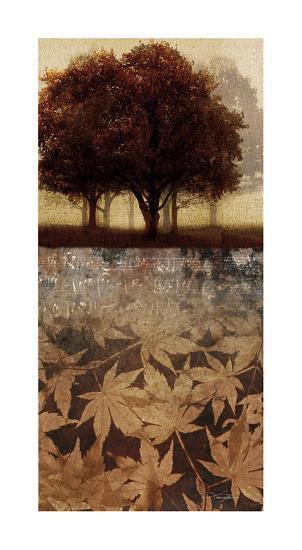 Minuet I-Keith Mallett-Giclee Print