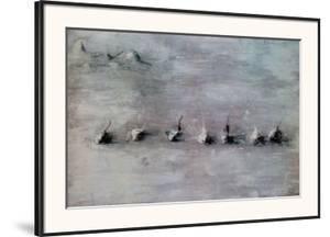 Paysage avec Sept Fruits, 1989 by Miquel Barceló