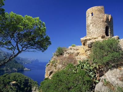 Mirador of Ses Animes, Mallorca, Balearic Islands, Spain, Mediterranean, Europe-Tomlinson Ruth-Photographic Print