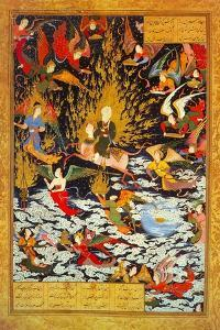 Miraj by Sultan Muhammad