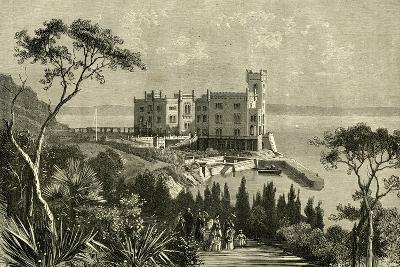 Miramar Italy 19th Century--Giclee Print
