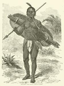Mirambo, the Great African Chief