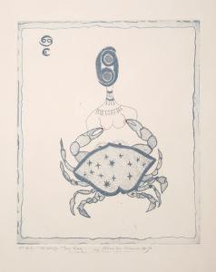 Cancer Crab by Mireille Kramer