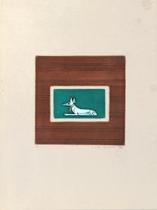 Egyptian Theme 4 by Mireille Kramer