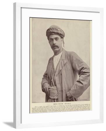 Mirja Yacob, Persian--Framed Photographic Print
