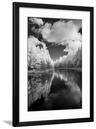Mirror Of Heaven, Palms Book State Park, Michigan '12-Monte Nagler-Framed Photographic Print