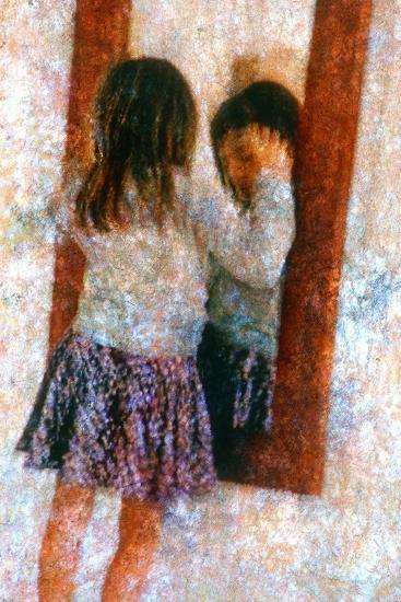 Mirror-Andr? Burian-Photographic Print