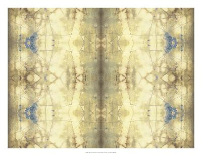 Mirrored Abstraction I-Jennifer Goldberger-Premium Giclee Print