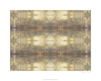 Mirrored Abstraction III-Jennifer Goldberger-Limited Edition