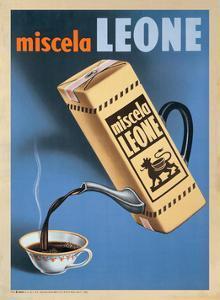 Miscela Leone, 1950