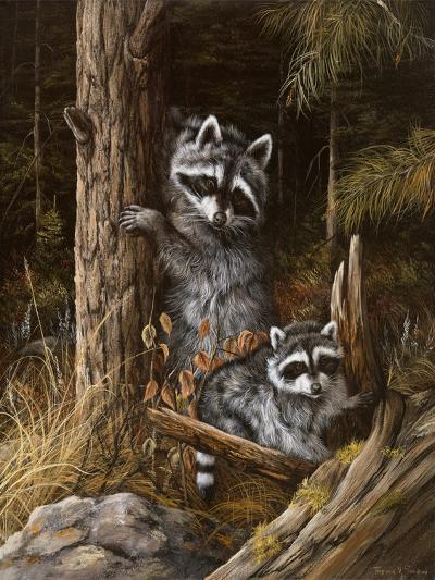 Mischief Makers-Trevor V. Swanson-Giclee Print