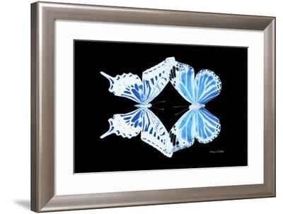 Miss Butterfly Duo Xugenutia - X-Ray Black Edition-Philippe Hugonnard-Framed Photographic Print