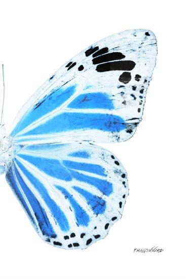 Miss Butterfly Genutia - X-Ray Right White Edition-Philippe Hugonnard-Photographic Print