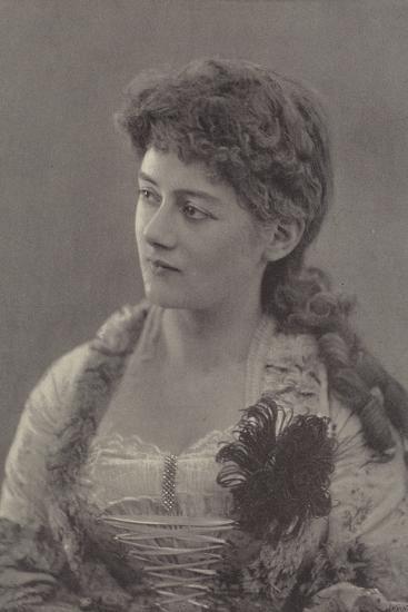 Miss Ethel Selwyn--Photographic Print