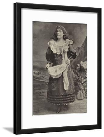 "Miss Georgina Preston, as Polly Perkins in ""Robinson Crusoe,"" Grand Theatre, Islington"