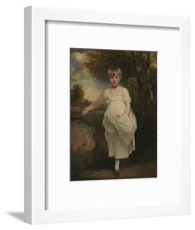 Miss Harriet Cholmondeley-John Hoppner-Framed Giclee Print