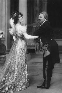 Miss Lily Elsie and Mr George Graves in the Merry Widow, 20th Century