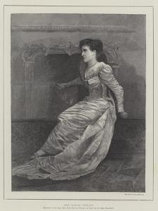 Miss Margot Tennant