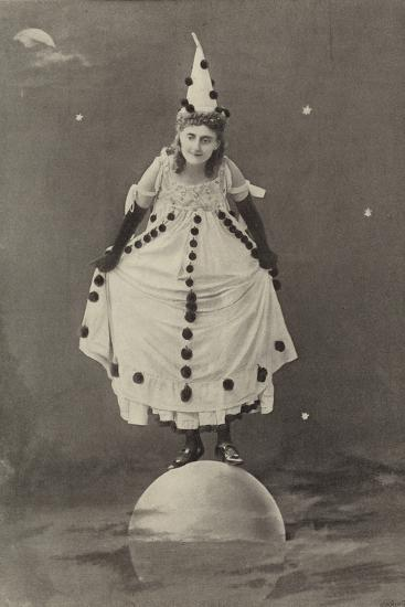 """Miss Rose Dearing, in """"The Man in the Moon""""--Photographic Print"""