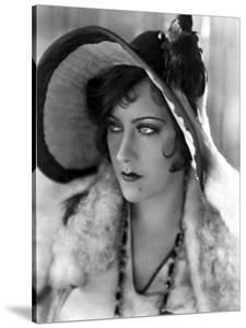 Miss Sadie Thompson by Raoul Walsh with Gloria Swanson, 1928 (b/w photo)