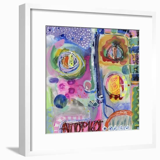 Missed Connection-Wyanne-Framed Giclee Print