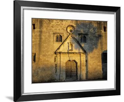 Mission Concepcion, San Antonio Missions National Historic Park, San Antonio, Texas, USA-Rolf Nussbaumer-Framed Photographic Print