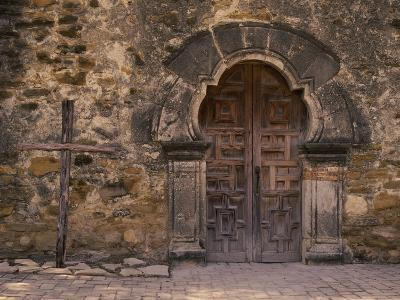 Mission Espada, San Antonio, Texas, USA--Photographic Print