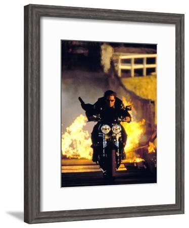 Mission Impossible II De Johnwoo Avec Tom Cruise 2000--Framed Photo