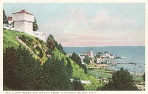 Mission Point, Mackinac Island, Michigan