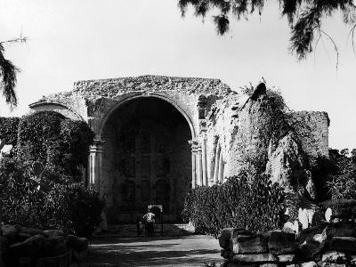 Mission Ruins--Photographic Print