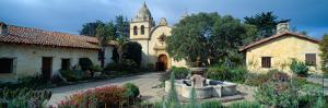 Mission San Carlos Borromeo De Carmelo, Carmel, California