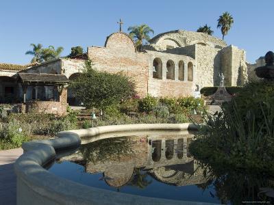 Mission San Jaun Capistrano, California, USA-Ethel Davies-Photographic Print