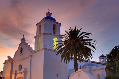Mission San Luis Rey, Oceanside, California, United States of America, North America-Richard Cummins-Photographic Print
