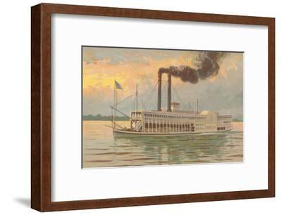 Mississippi River Boat, Robert E. Lee