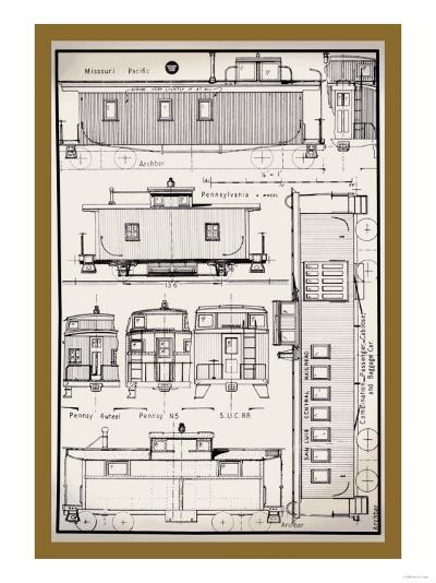 Missouri, Pennsylvania--Art Print