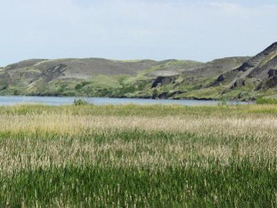 Missouri River Where Lewis and Clark Had Their First Meeting with the Sioux Nation, c.1804
