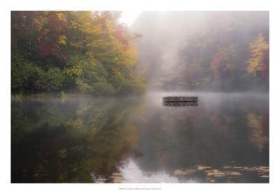 Mist on the Lake-Danny Head-Giclee Print