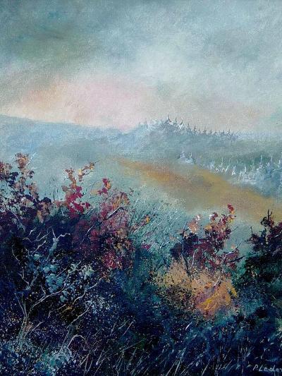Mist-Pol Ledent-Art Print
