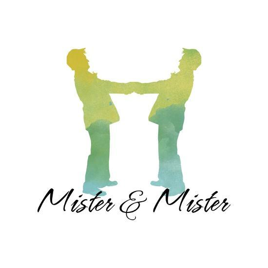 Mister and Mister-Tina Lavoie-Giclee Print
