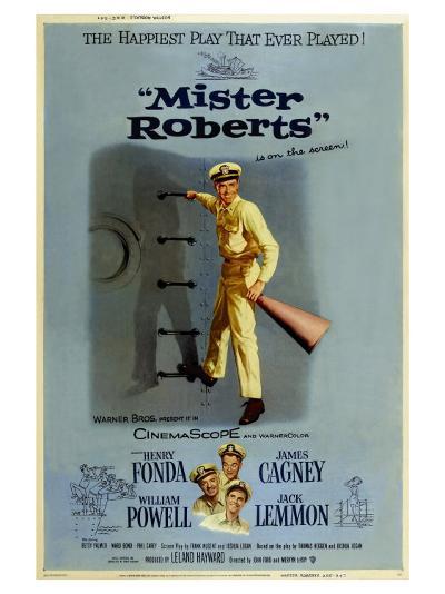 Mister Roberts, 1955--Art Print