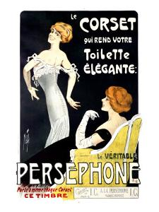 Persephone Corset by Misti