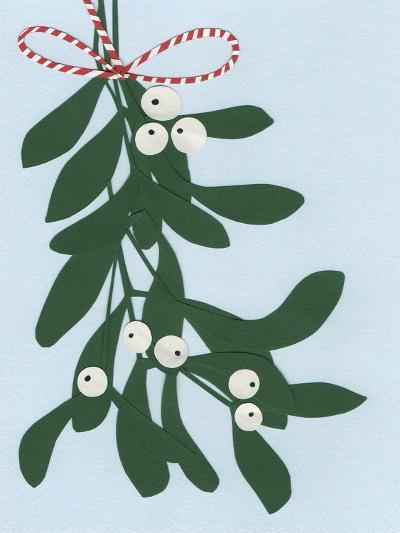 Mistletoe, 2014-Isobel Barber-Giclee Print
