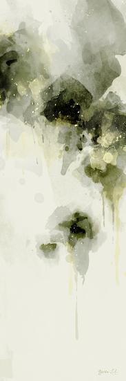 Misty Abstract Morning I-Green Lili-Art Print