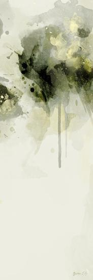 Misty Abstract Morning II-Green Lili-Art Print