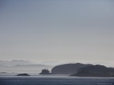 Misty Afternoon on Haida Gwaii-Taylor S^ Kennedy-Photographic Print