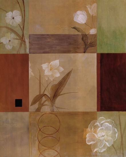 Misty Blooms I-Fernando Leal-Art Print