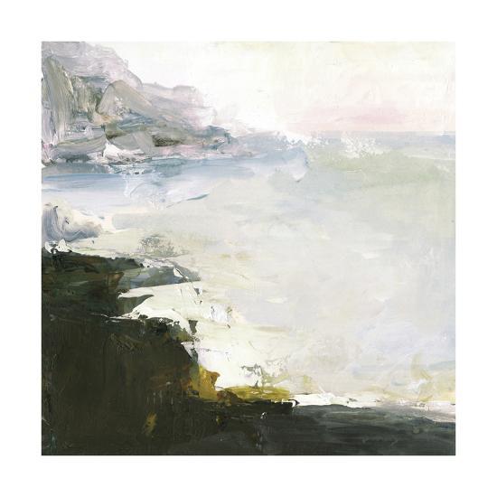 Misty Cape I-Victoria Borges-Art Print