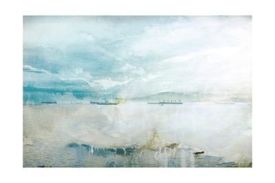 Misty English Bay-GI ArtLab-Premium Giclee Print