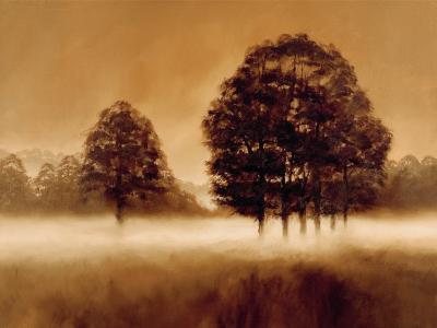 Misty Meadow-Alan Parker-Art Print